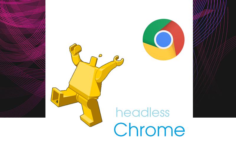 Настройка системы WEB — тестирования на основе headless chromium