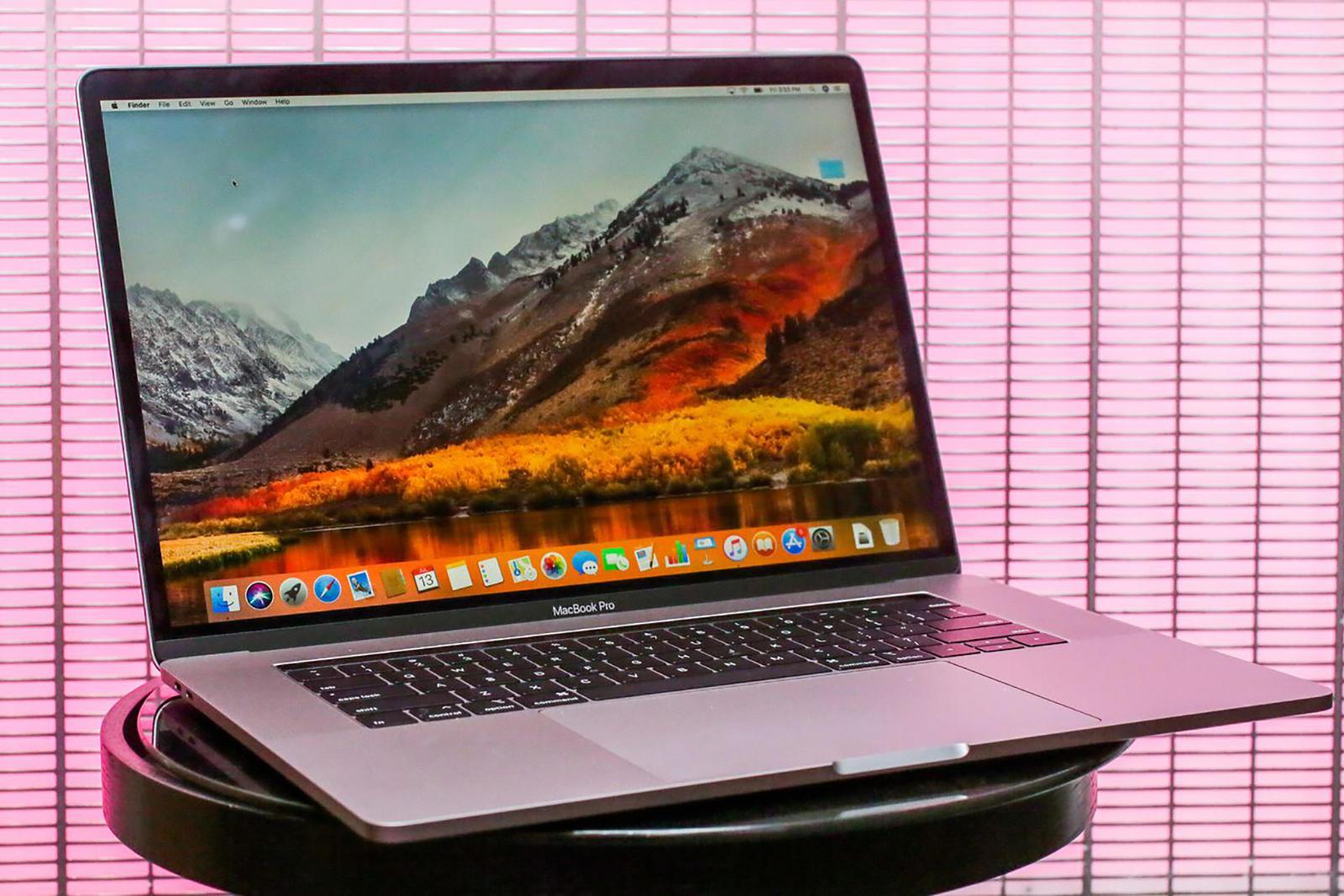 ремонт дисплей ноутбуков macbook