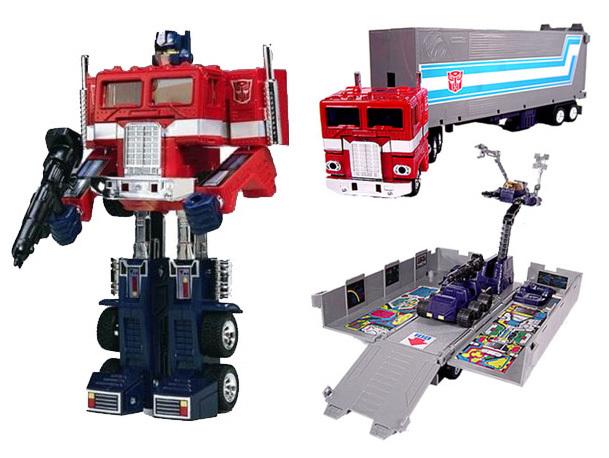 С чего все начиналось: Optimus
