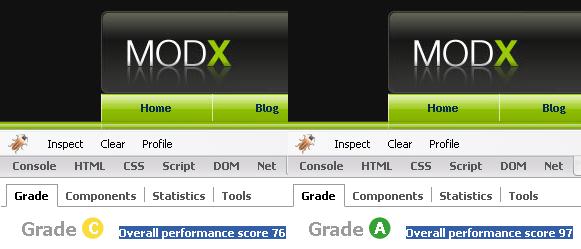 Web Optimizer для MODx 0.9
