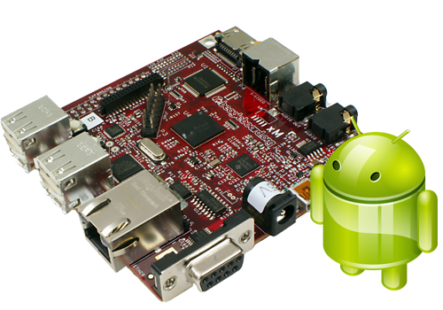 Make your Android for BeagleBoard