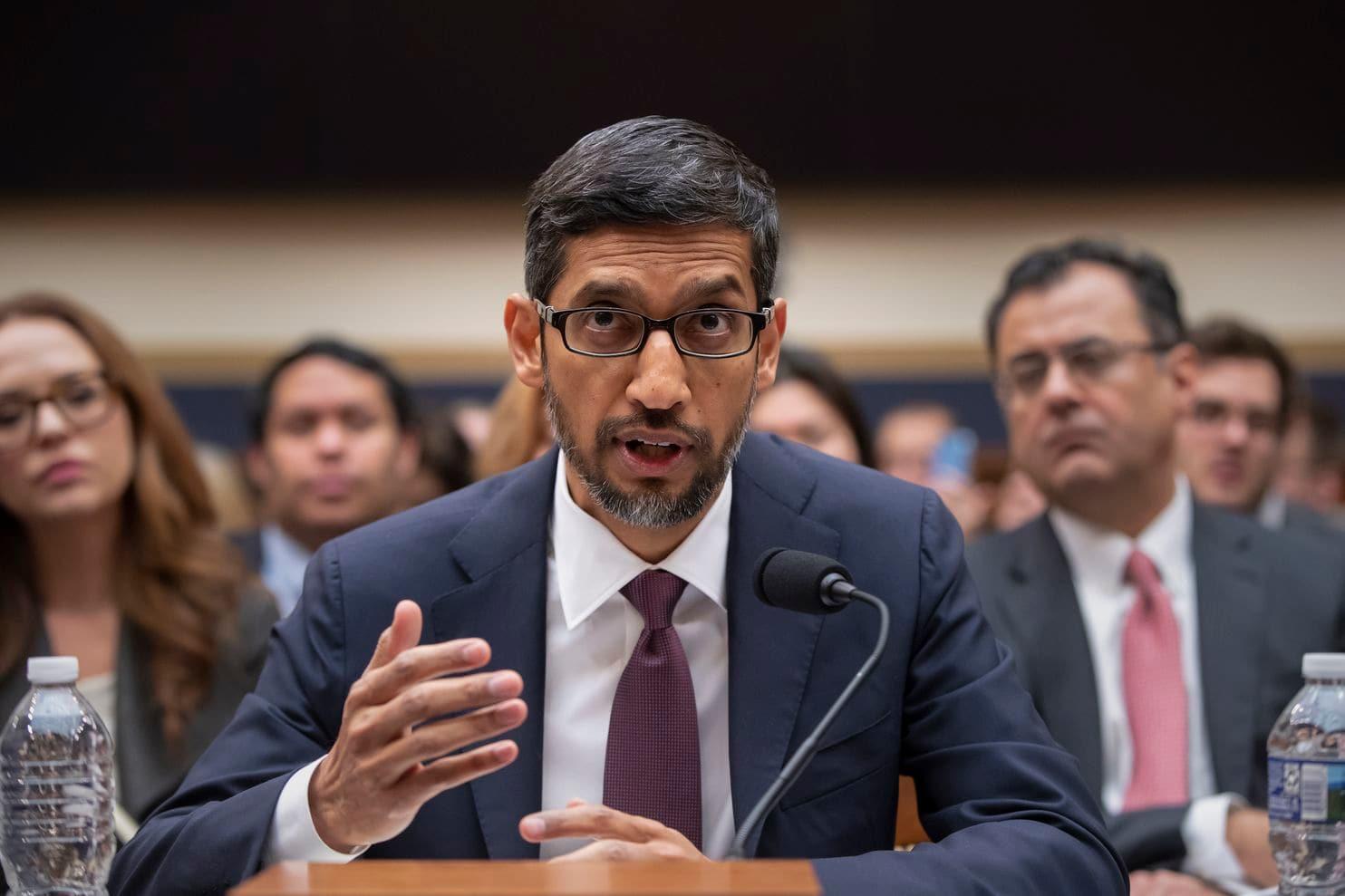 Глава Google считает, что страх перед ИИ «совершенно оправдан»