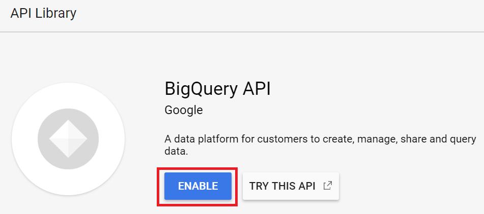 Создаем бота для несложной отчетности при помощи Python и Google BigQuery