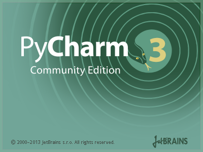 PyCharm 3 Community Edition.png