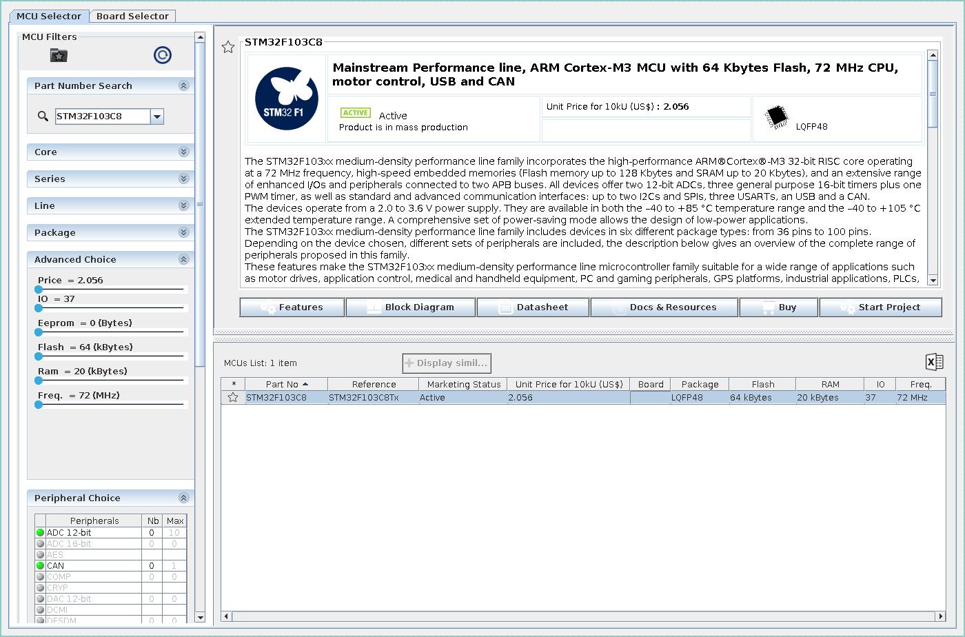 STM32 blink++ или читаем данные инкрементального энкодера / Хабр