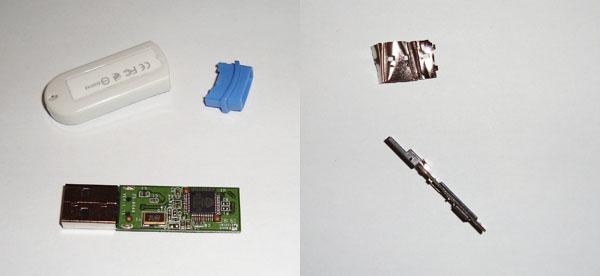 Хакерская флешка из микросхем BIOS'a фото 3, 4