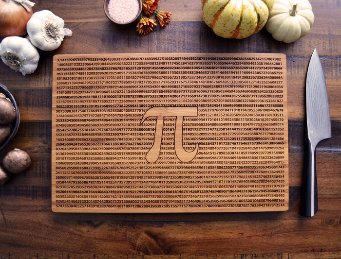 Pi day table