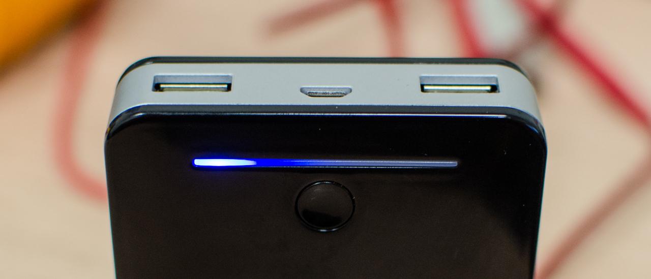 Внешние аккумуляторы и зарядные устройства PowerBank для