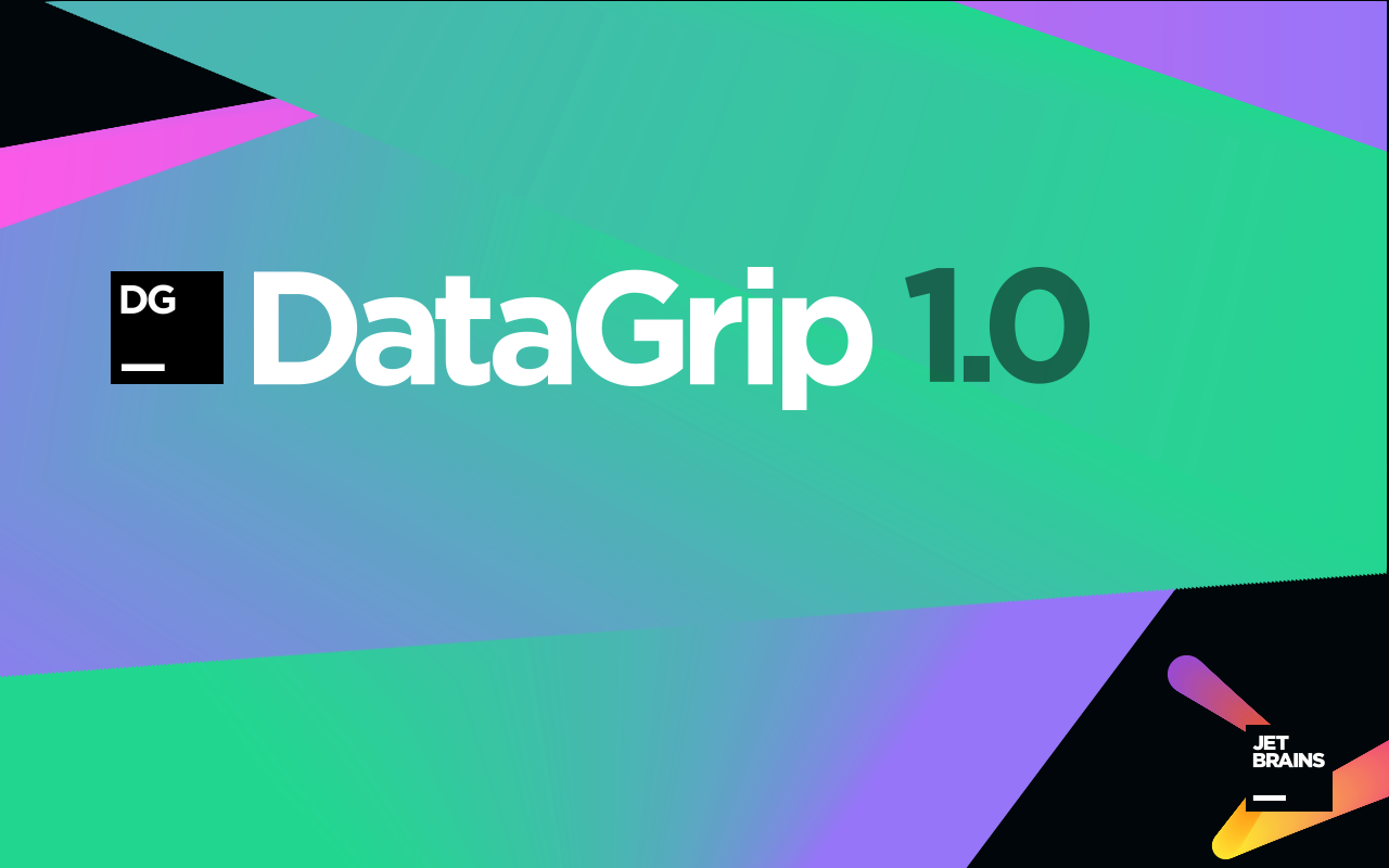 DataGrip release (ex-0xDBE) 1.0 — new IDE for SQL
