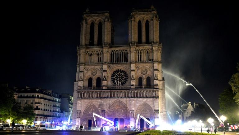 [Перевод] Дроны и роботы, помогавшие спасать парижский собор Нотр-Дам