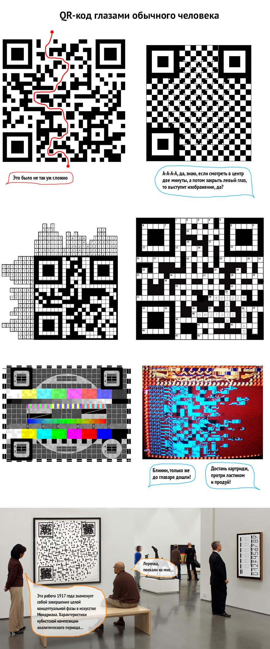 Как получить и использовать QR-код / Новости города / Сайт Москвы
