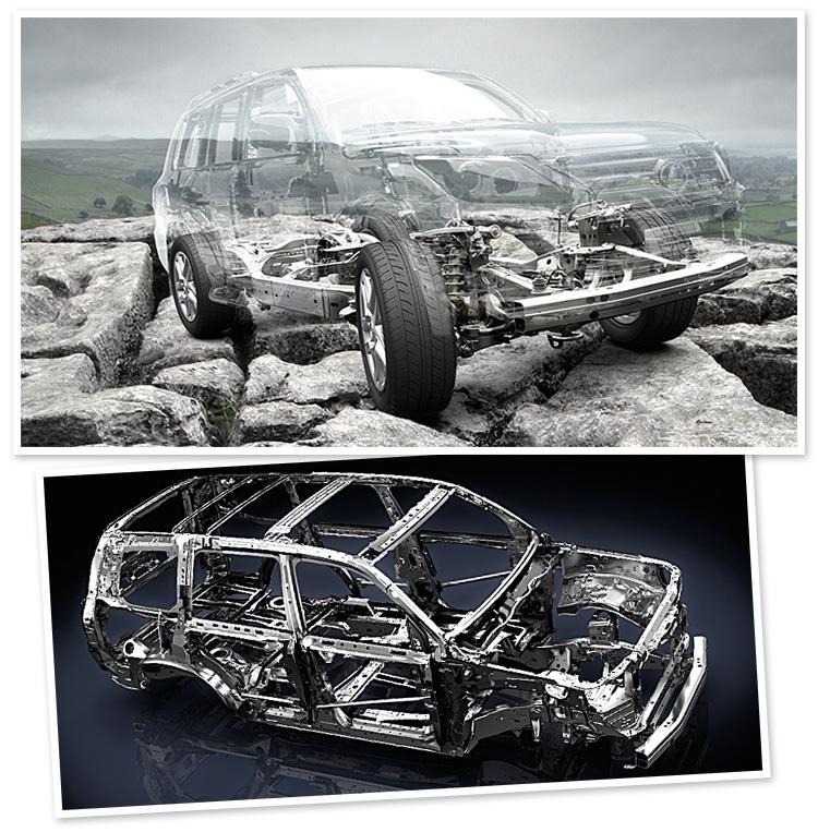 Lexus LX570 — Проходимость и