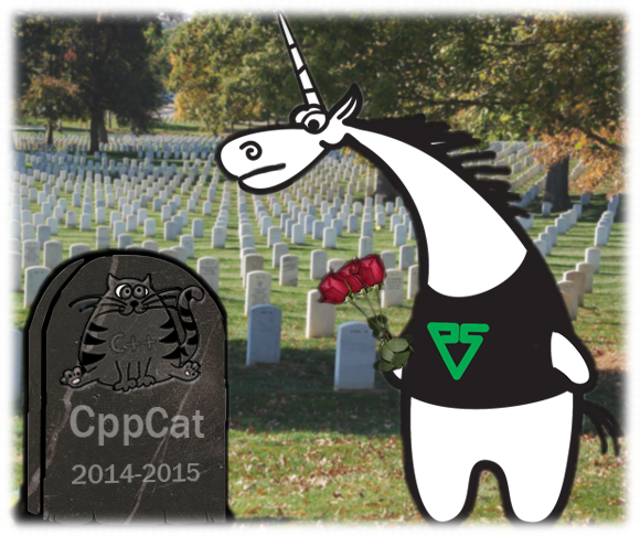 CppCat RIP