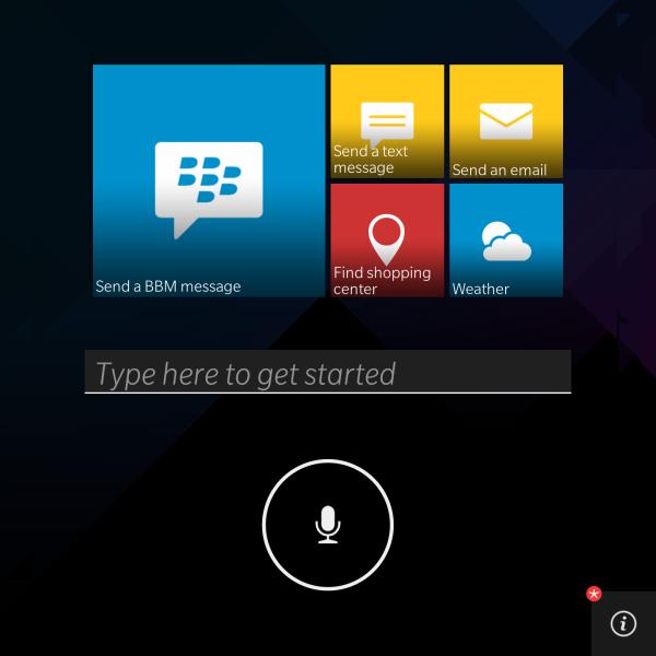 BlackBerry завёл собственную Siri: BlackBerry Assistant