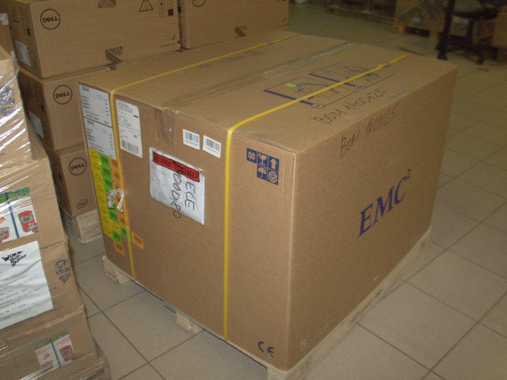 Приглашаю на тест-драйв коробки за 28 миллионов рублей – СХД EMC XtremIO