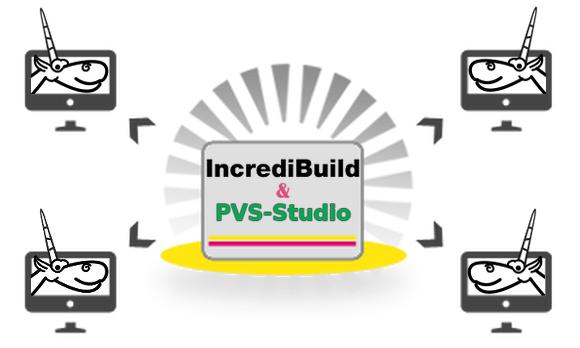 IncrediBuild для проверки большого проекта с помощью PVS-Studio