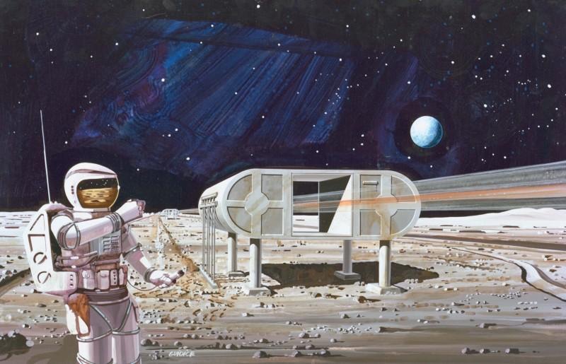 Инженер НАСА высказал идею печатать людей на других планетах