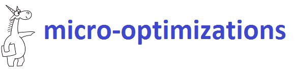 Поговорим о микрооптимизациях на примере кода Tizen