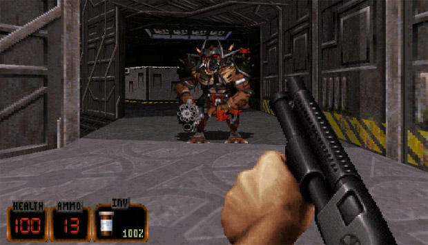 Анализ исходного кода Duke Nukem 3D: Часть 2
