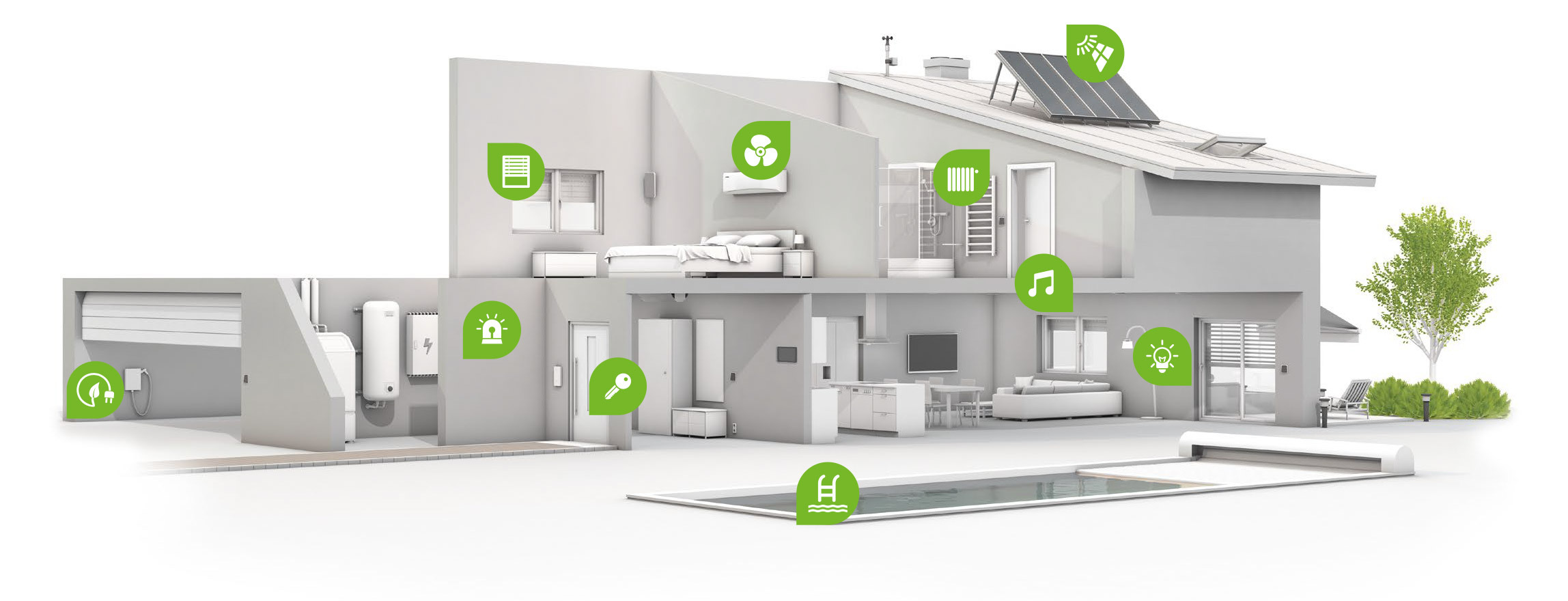 Complete the Noolight Smart Home with the help of the Mikrotik