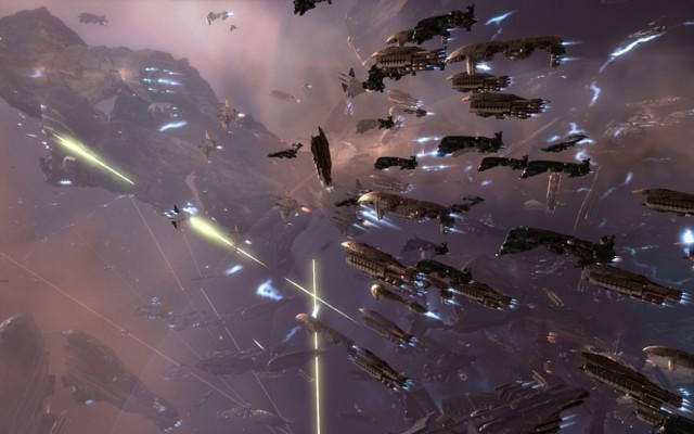 Крупнейшая битва в истории EVE Online: уничтожено кораблей на $200 000