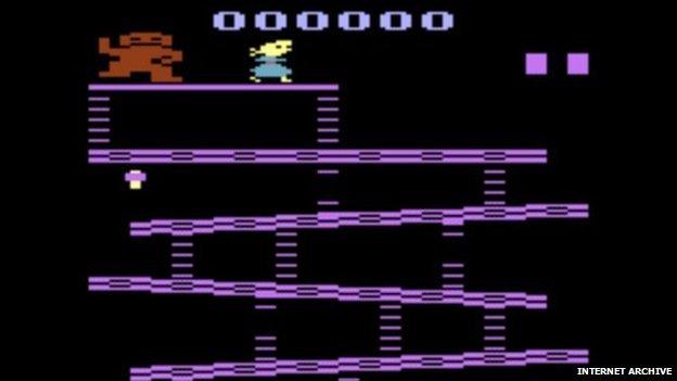 Internet Archive выложил классические игры 70-х и 80-х годов бесплатно