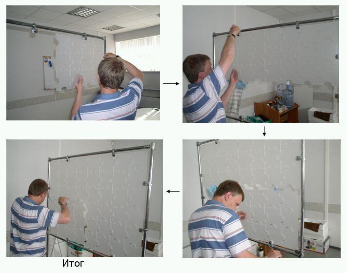 Как сделать дисплей своими руками