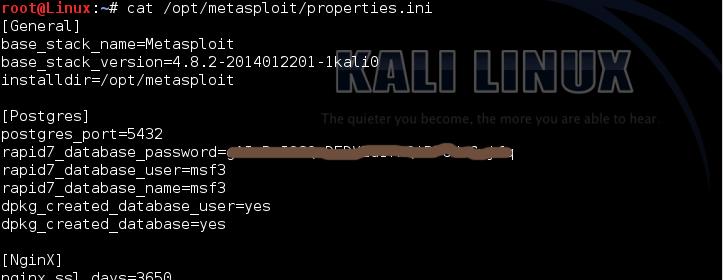 Взаимодействие сканеров уязвимостей с Metasploit. Часть 2