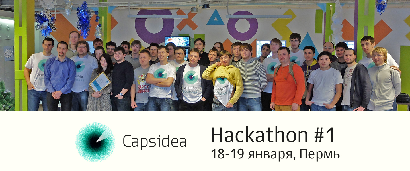 Hakaton from Xsolla and Capsidea: as for 24th hour to create 10 ...