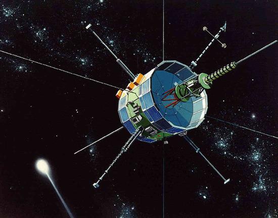 Команда энтузиастов не смогла привести «замороженный» на 17 лет спутник ISEE-3 в рабочее состояние