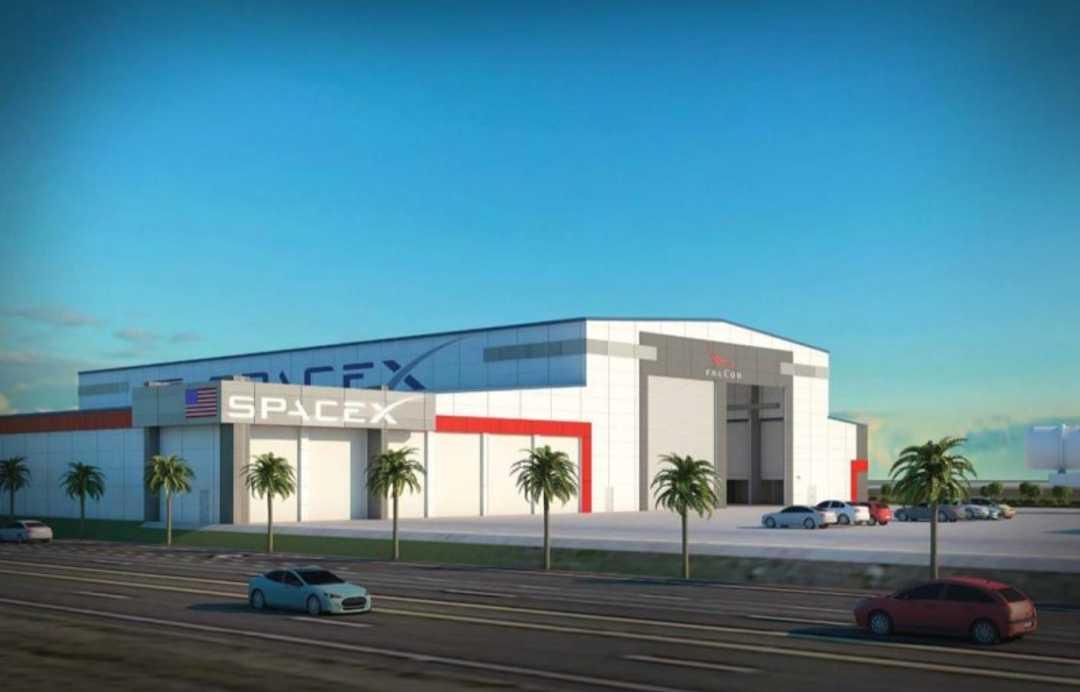 SpaceX разработает «космический центр будущего»