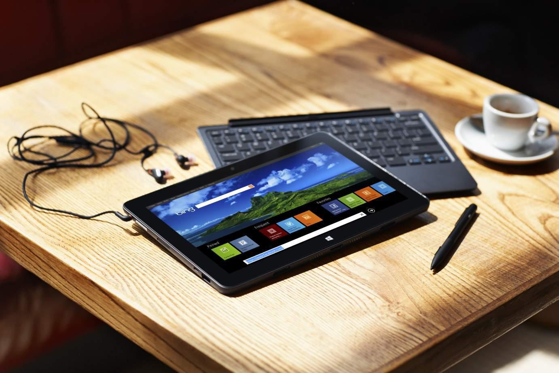 Dell Venue 11 Pro: мощный планшет с возможностями на вырост