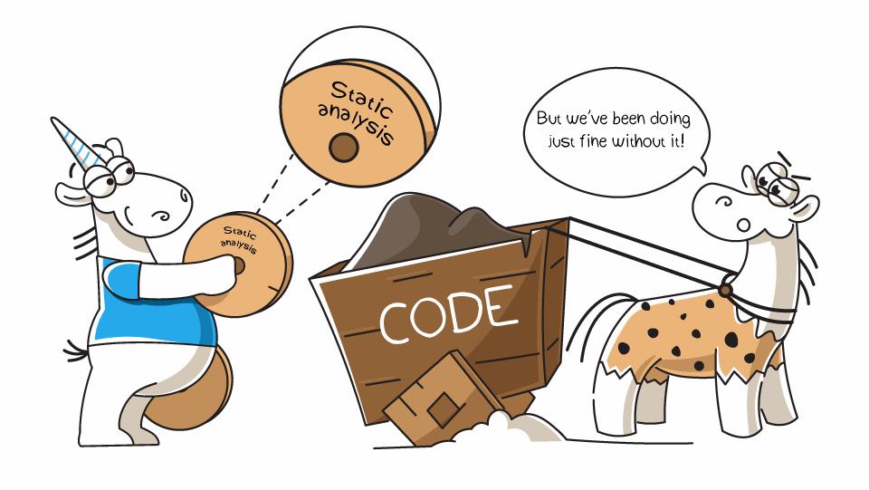 C++ tools evolution: static code analyzers