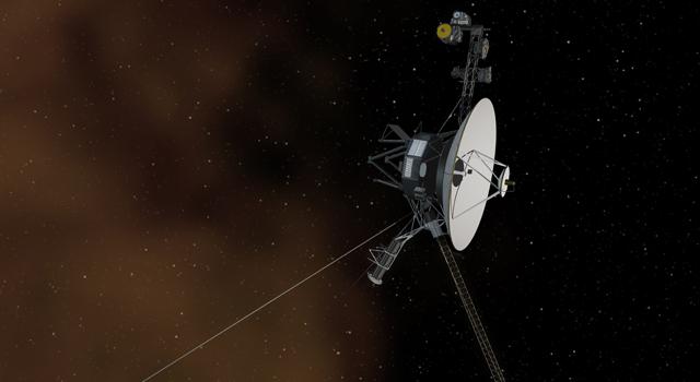 Астрономы окончательно убедились в выходе Voyager 1 в межзвездное пространство