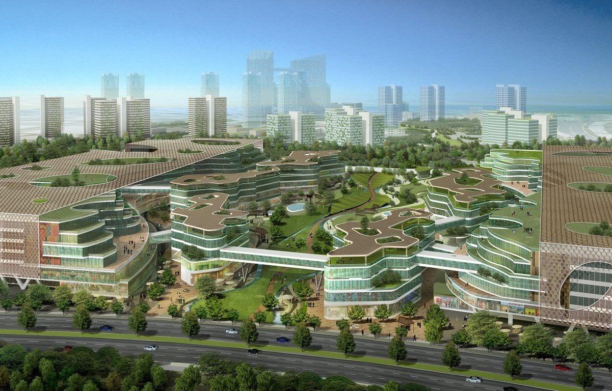 Когда город умный опыт мегаполисов (продолжение)