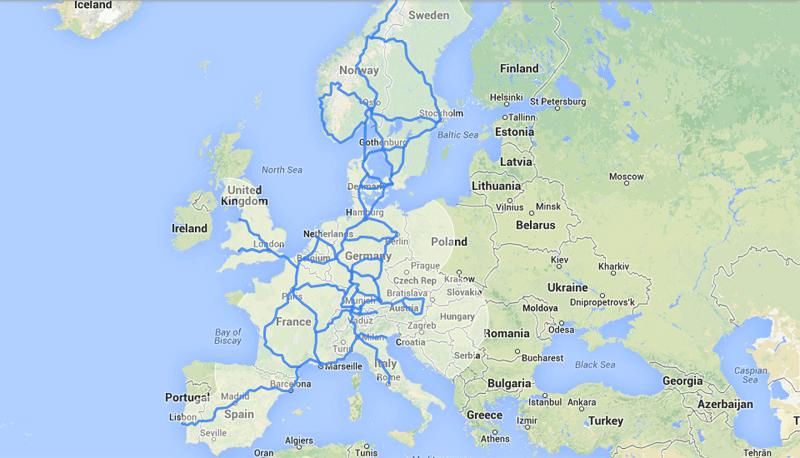 Так что карта показывает,