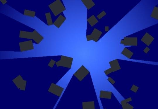 Реализация быстрых 2D-теней в Unity с помощью 1D shadow mapping