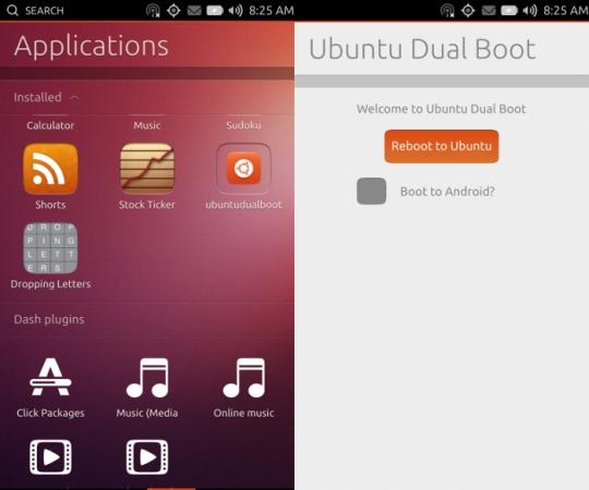 Canonical выпустила превью Ubuntu Touch dual boot для смартфонов
