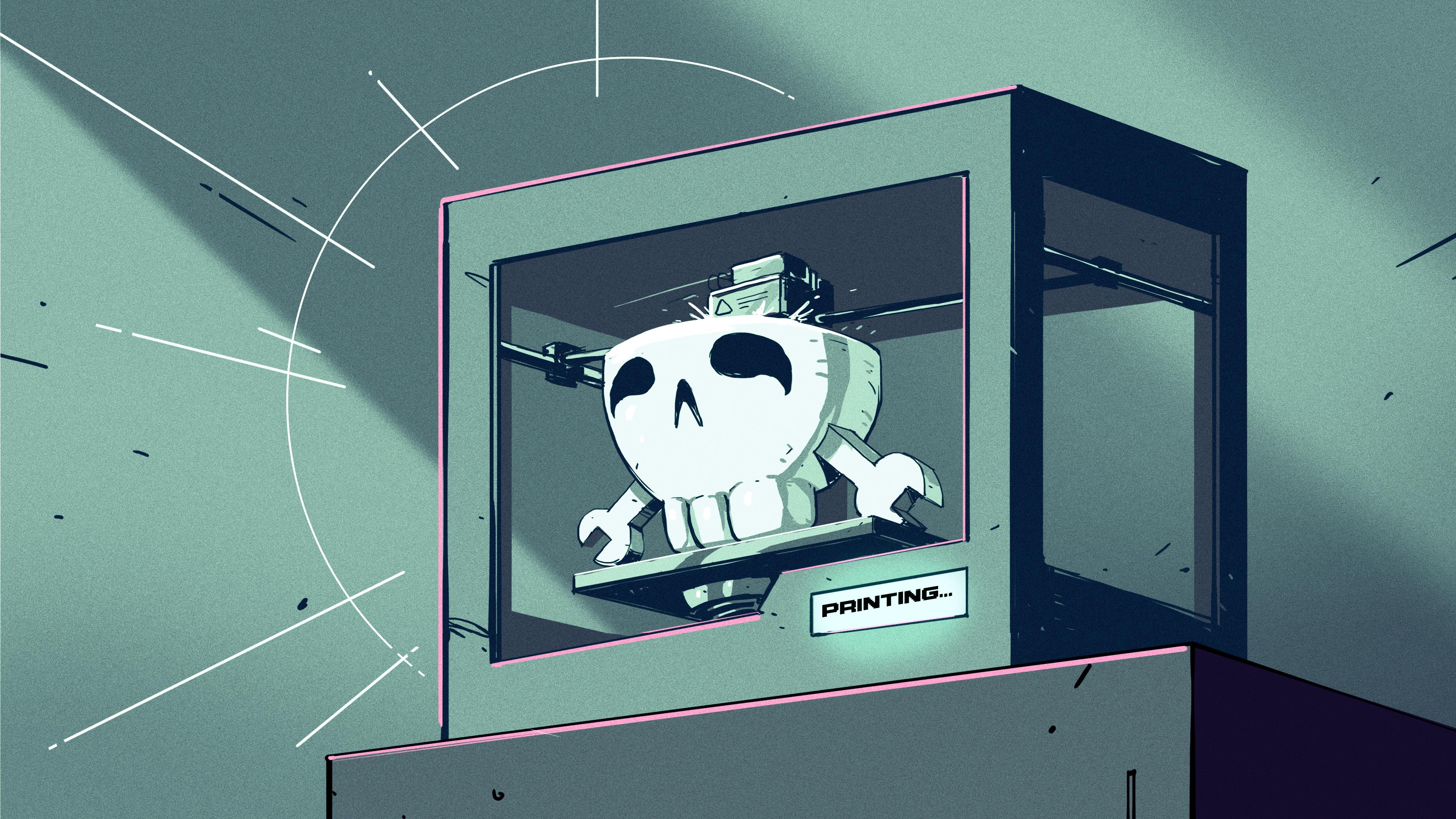 Перевод 3D-печать за деньги покупатели, будьте осторожнее в мире небесплатных 3D-моделей