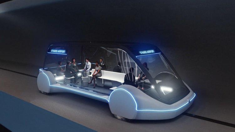 Пробурен первый тоннель Boring Company Илона Маска