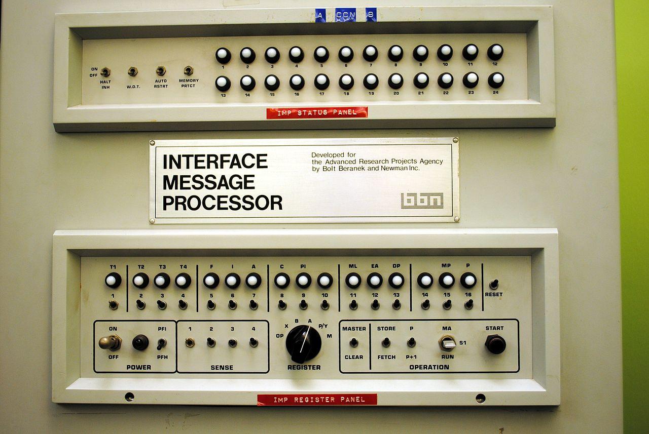 История интернета: ARPANET – подсеть
