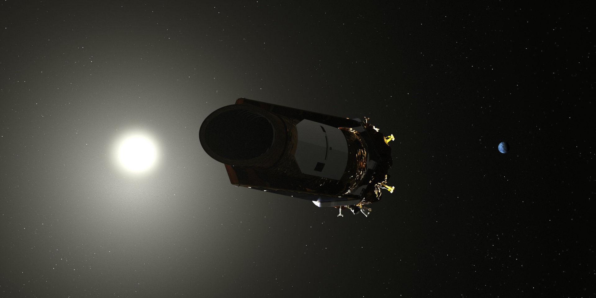 Справочная: космическая обсерватория «Кеплер» — железо, связь с Землей, ПО и результаты работы