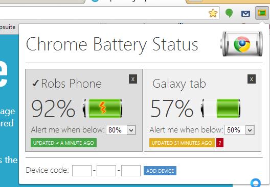 Chrome extension за выходные
