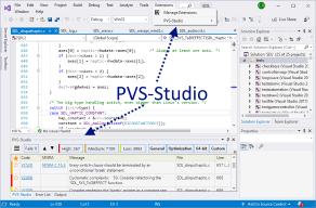 PVS-Studio for Visual Studio / PVS-Studio corporate blog / Habr