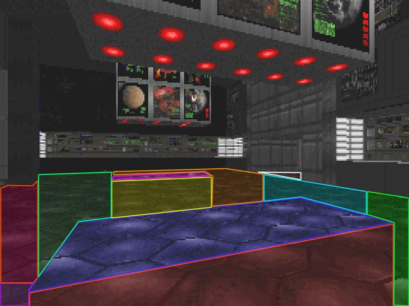 Анализ исходного кода движка Doom: рендеринг