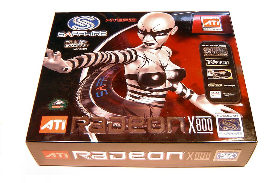 The forgotten art of decorating packaging for video cards