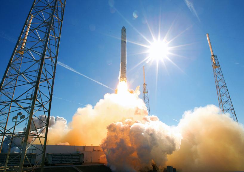 Компания SpaceX построит футуристичный космодром в Техасе