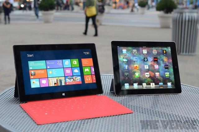 Microsoft запустила программу скупки iPad