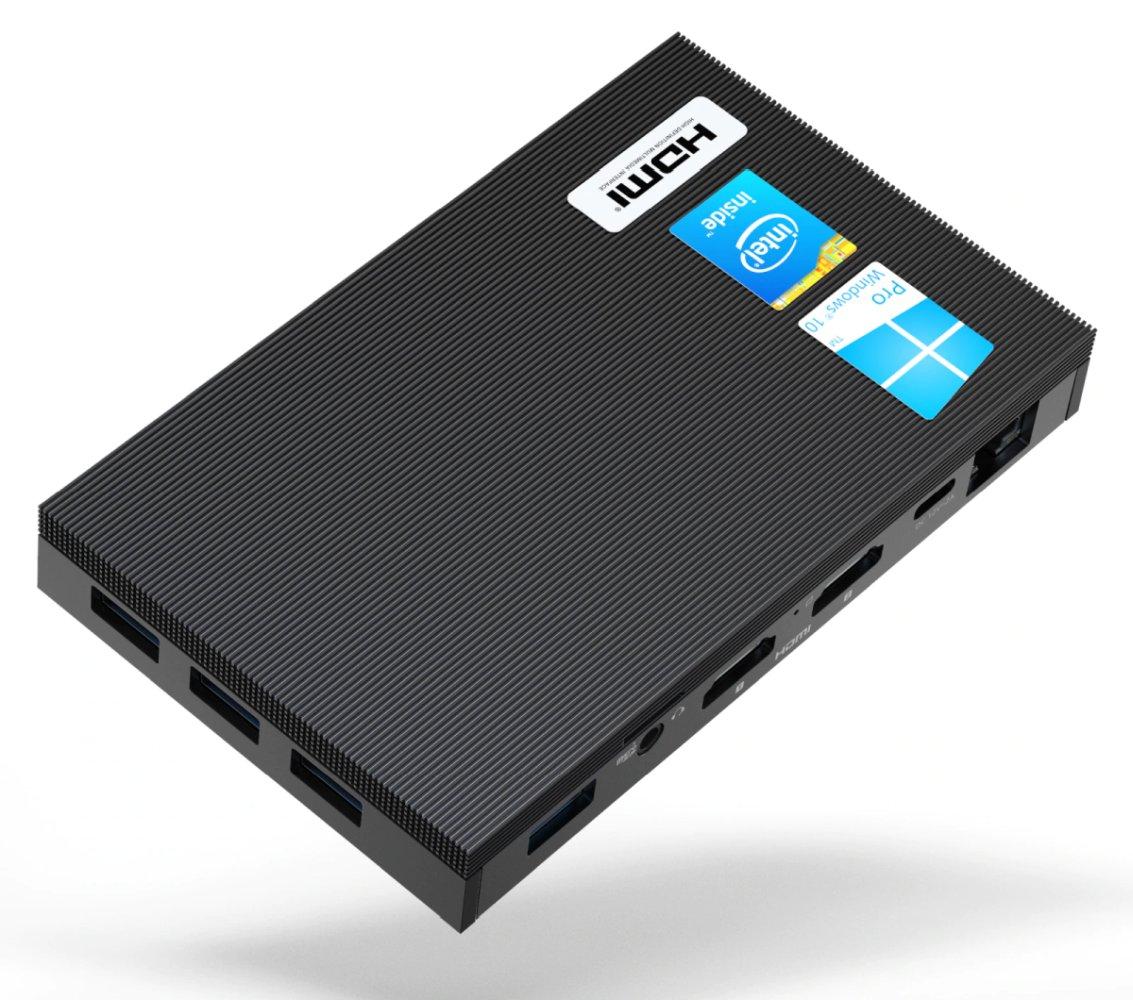 Mele Quieter 2 – миниатюрный бесшумный десктоп с процессором Intel Celeron J4125