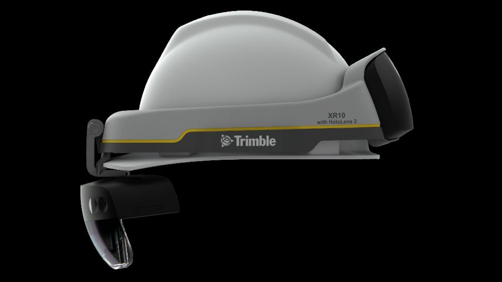Trimble XR10 с HoloLens 2 – первое устройство, созданное в рамках Microsoft HoloLens Customization Program.